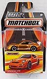 PORSCHE 911 GT3 COPPER BEST OF MATCHBOX RUBBER TIRES RR 2016