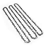 """Cadena de sierra adecuada para Einhell BG-EC 2040 30 cm 3//8/"""" 45 TG 1.3mm cadena de cincel medio"""