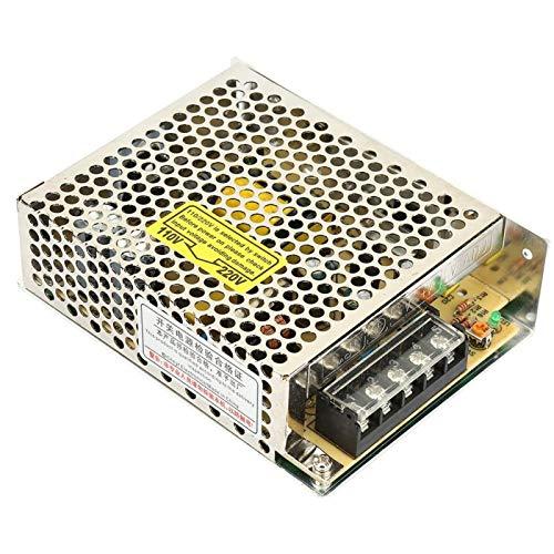 Diseño de orificio de malla Convertidor de voltaje de disipación de calor Fuente de alimentación de conmutación de energía Monitoreo de seguridad antiinterferencias para iluminación