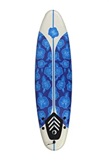 North Gear 6ft Surfing Thruster Surfboard Ocean Beach Foamie