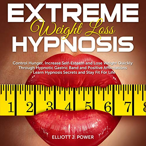 Extreme Weight Loss Hypnosis cover art