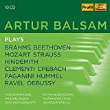 Artur Balsam Plays Brahms, Beethoven, Mozart etc. // Historical Recordings, Historische Aufnahmen 1947-1961