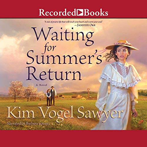 Waiting for Summer's Return audiobook cover art