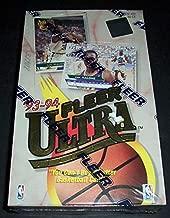 1993 94 fleer basketball series 1