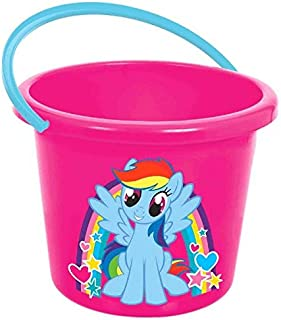 amscan My Little Pony Jumbo Container   Party Favor
