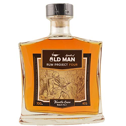 Rum Project Four (Vanilla Cane) by Spirits of Old Man 0,7l 40{dc74fdd20cbdcc6068aeec7d8bb0e8e1e3aace4a1c605fbe5b9ed245c03d3ccd}