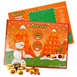 Reese's Holiday Hershey's down to Christmas Advent Calendar, Chocolate, 1 Count