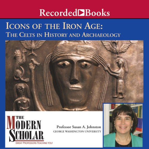 Icons of the Iron Age audiobook cover art