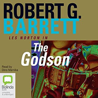 The Godson audiobook cover art
