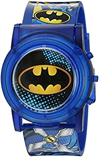 DC Comics Batman Boys LCD Pop Musical Watch (Model:...