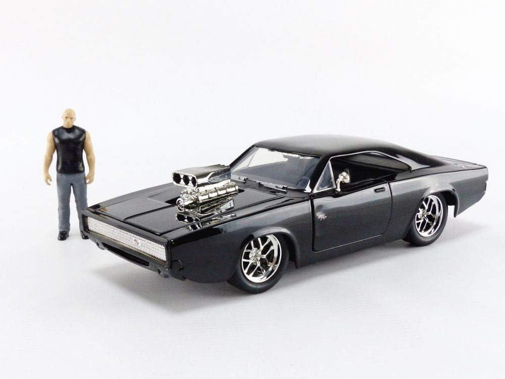 1:24 1970 Dodge Charger F/&F 20th Anniversary JADA