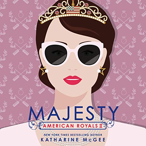 Couverture de American Royals II: Majesty