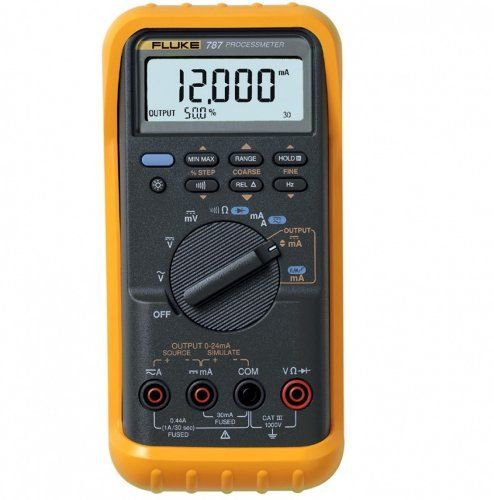 Fluke 787 Process- best ohm for electricians