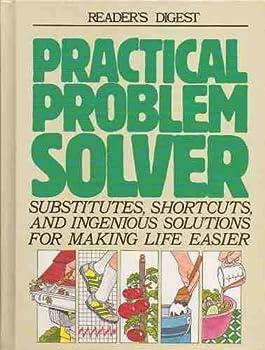 Hardcover Reader's Digest Practical Problem Solver Book