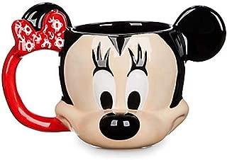 Disney Cruise Line Minnie Mouse Sculptured Mug Coffee Cup