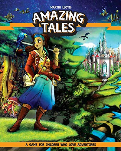Amazing Tales (AMZ001)
