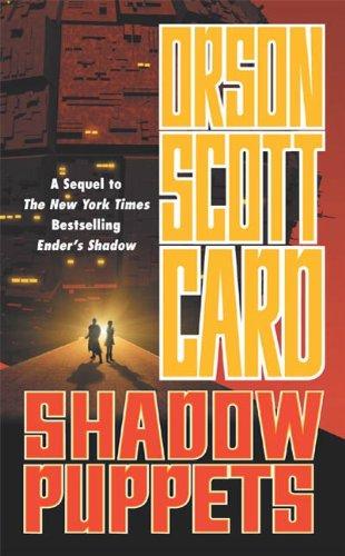 Shadow Puppets (The Shadow Saga Book 3)