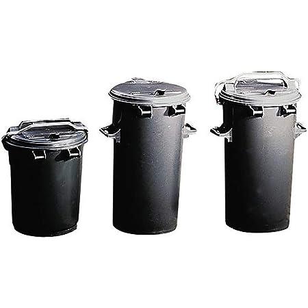 Ssi Schäfer System Mülltonne Aus Kunststoff Volumen 50 L Anthrazit Abfallbehälter Abfallbehälter Für Außen Abfallsammler Abfalltonne Abfalltonnen Großmüllbehälter Aus Kunststoff Müllbehälter Mülleimer Müllkübel Müllsammler Mülltonne Mülltonnen