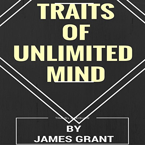 Traits of Unlimited Mind cover art