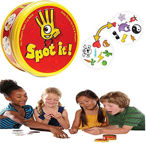 SpotIt Party Game