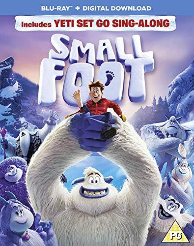 Smallfoot [Blu-ray] [2018]