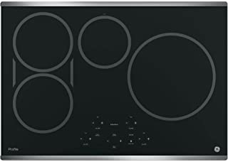 GE Profile PHP9030SJSS 30 Inch Induction Cooktop in Stainless Steel