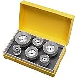 [ベルジョン] BERGEON 時計 修理工具 強力開閉器(BE5700用) 樹脂押駒6個セット φ16~34mm BE5700-62-6 正規輸入品