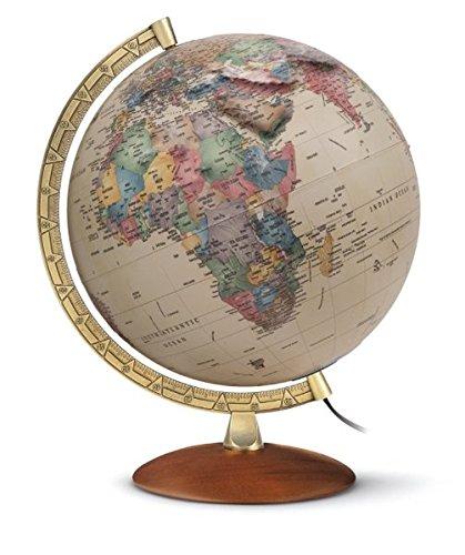 AR 3010: 3-D-Globus im Antikstil (Alter Globus)
