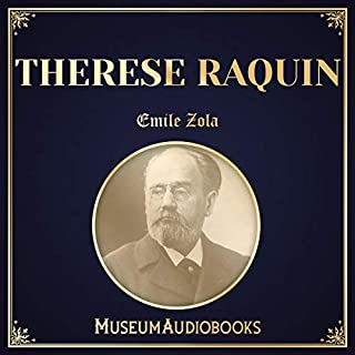 Therese Raquin cover art