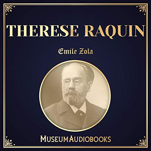 Therese Raquin audiobook cover art