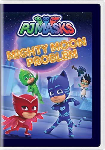 PJ Masks: Mighty Moon Problem [DVD]