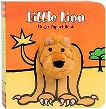 Little Lion: Finger Puppet Book (Little Finger Puppet Board Books)