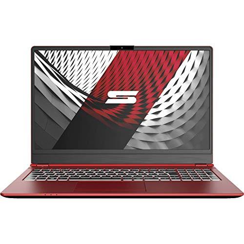 """Schenker Slim 15 RED - L19zgb - 15,6"""" Full HD IPS, Intel Core i5-10210U, Intel UHD Graphics, 16 GB RAM, 500 GB SSD, ohne Betriebssystem"""