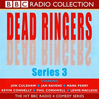 Dead Ringers: Series 3 cover art
