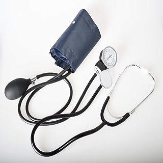 Manual De Monitor De Presión Arterial para Adultos, Brazo Esfigmomanómetro Manual con Doble Tubo De La Cabeza del Doble del Estetoscopio
