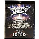 【外付け特典あり】LIVE AT THE FORUM[Blu-ray](メーカー早期予約特典「LIVE AT THE FORUM」B3ポスター、メーカー特典「LIVE AT THE FORUM」ポストカード付)
