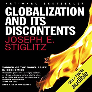 Globalization and Its Discontents Titelbild