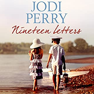 Nineteen Letters                   By:                                                                                                                                 Jodi Perry                               Narrated by:                                                                                                                                 Candace Miles,                                                                                        Bart Welch                      Length: 11 hrs and 42 mins     5 ratings     Overall 4.8