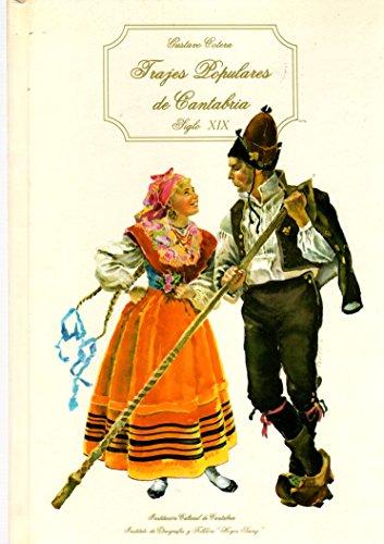 Trajes populares de Cantabria
