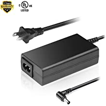 [UL Listed] HKY 24V AC Adapter Charger For Samsung HW-J450 HW-J550 HW-J551 Wireless Audio Soundbar HW-H550 HW-K550 HW-K450 HW-H7500 HW-H7501 HW-K551 HW-M550 HW-J355 HW-J370 HW-J8500 Power Supply Cord