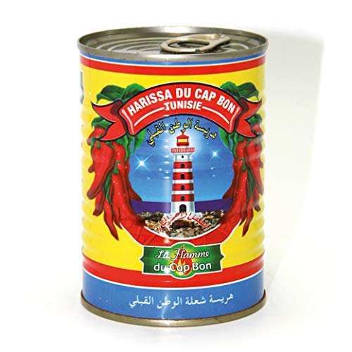 Harissa Salsa Flame Du Cap Bon Darna 380