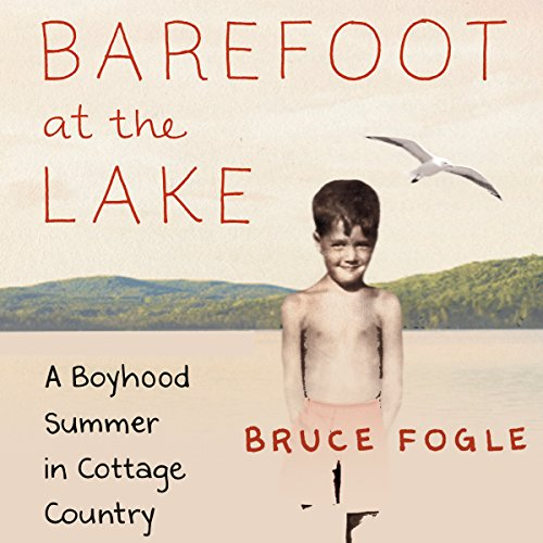 Barefoot at the Lake audiobook cover art