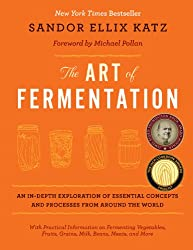 what is in Kombicha-Art of Fermentation book