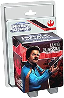 Star Wars Imperial Assault Lando Calrissian Ally Strategy Game