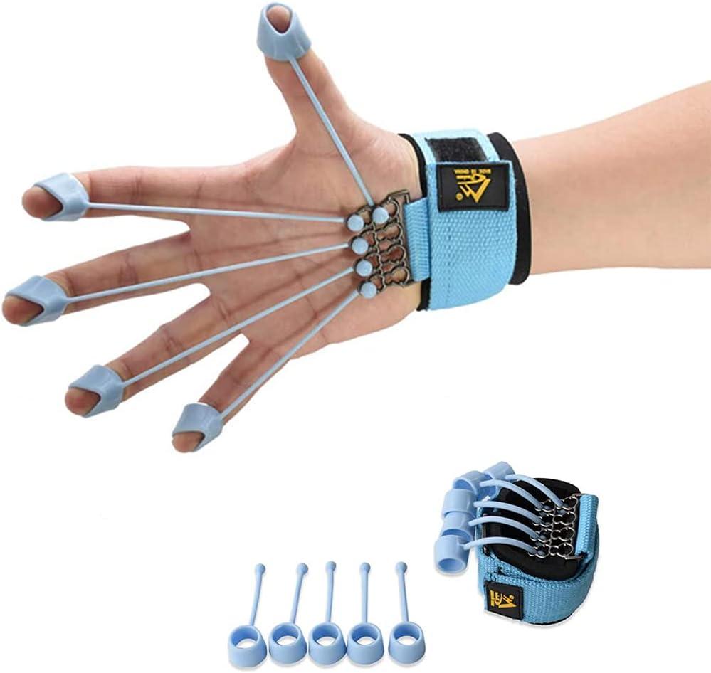 Finger Exerciser Hand Strengthener Exercise Finge half Spring new work one after another Equipment