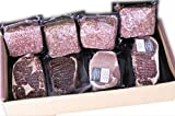 PREMIUM BEEF & PORK COMBO BOX (16 PIECE) Precision cut Steaks & Chops + Small Batch Burger