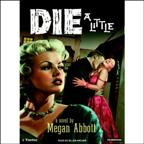 Die a Little audiobook cover art