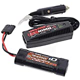 Traxxas 1/16 E-Revo VXL POWER CELL 6-C 7.2v 1200mAh BATTERY, iD FAST CHARGER