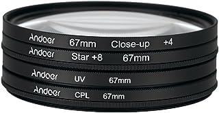 Filtro bps set 67 mm UV-filtro filtro polarizador oscurecidos nuevo ca0647