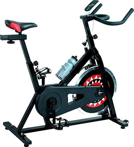 Spinbike PRO con computerino, sforzo regolabile, robusta e durevole